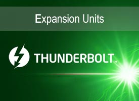 Thunderbolt Expansion Units