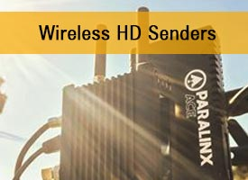 Wireless HD Senders